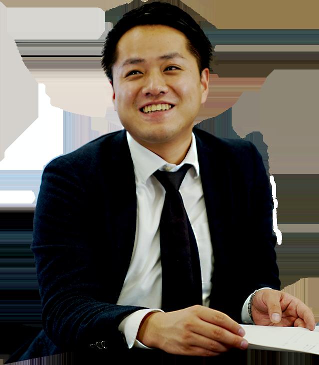 投資銀行事業部第3部 課長:太田 正史